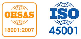 R2 SERI, ISO 45001