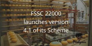 FSSC 22000 Version 4.1 Certificate, FSSC 22000 Version 4.1 Consultancy, FSSC 22000 4.1 upgrade