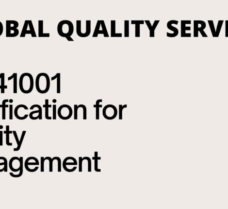 ISO 41001 Certification for Facility Management