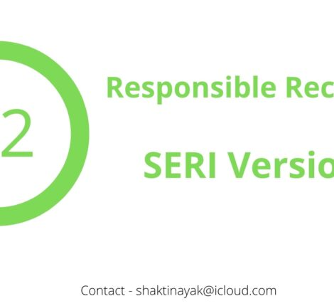 R2 Responsible recycling SERI version 3 certification project.